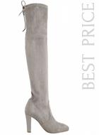 ARABEL Over The Knee High Heel Boots
