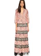 alice + olivia Maxi Dress