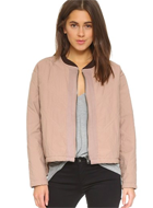 Free People Quilted Liner Jacket