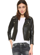 GANNI Biker Jacket
