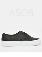 ASOS DIXIE Lace Up Trainers