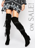 GLAMOROUS Over The Knee Boots