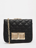 Liquorish Quilted Mini Bag