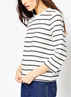 ASOS Top In Stripe