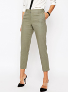 ASOS Linen Trousers