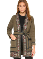 Rebecca Taylor Pickstitch Coat