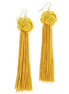 Vanessa Mooney Tassel Earrings