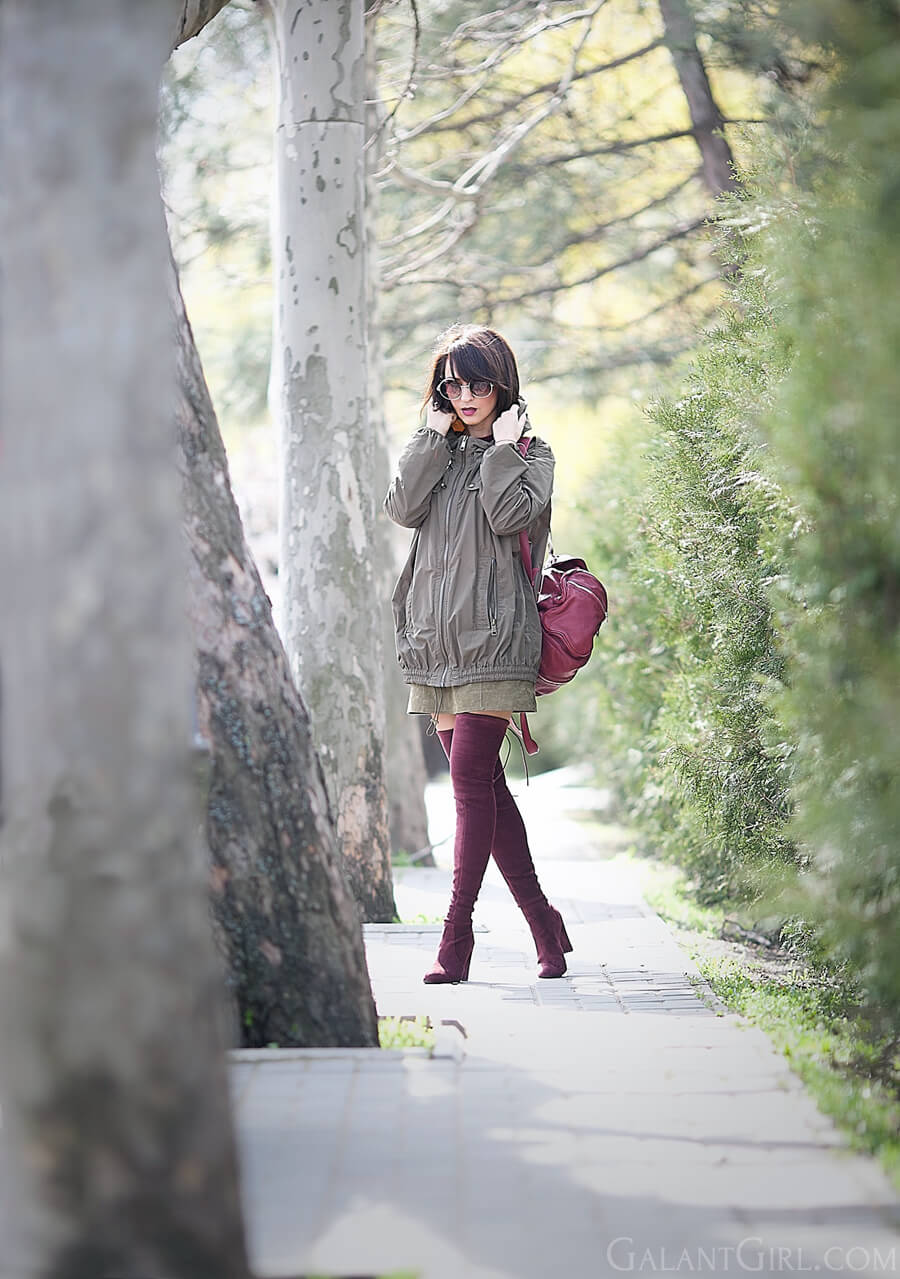 army-green-parka-outfit