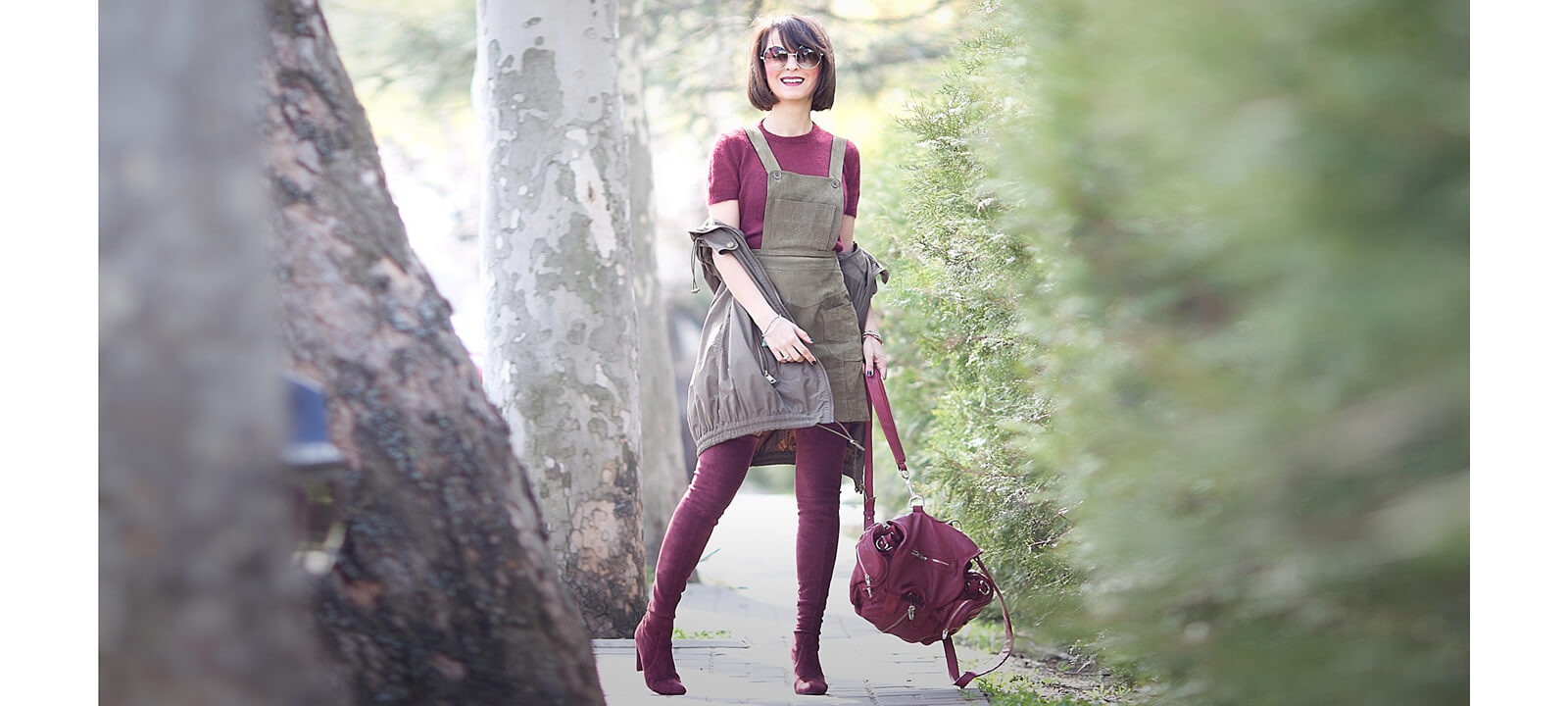 asos-suede-dress-with-Pinafore-Bodice-outfit