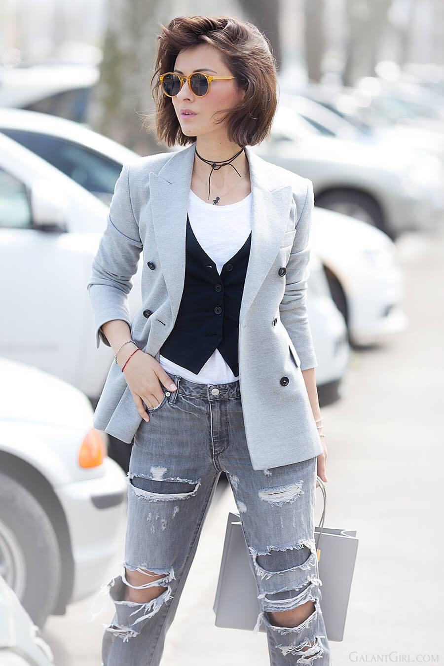 blazer-outfit-with-classic-waistcoat-for-spring-2016