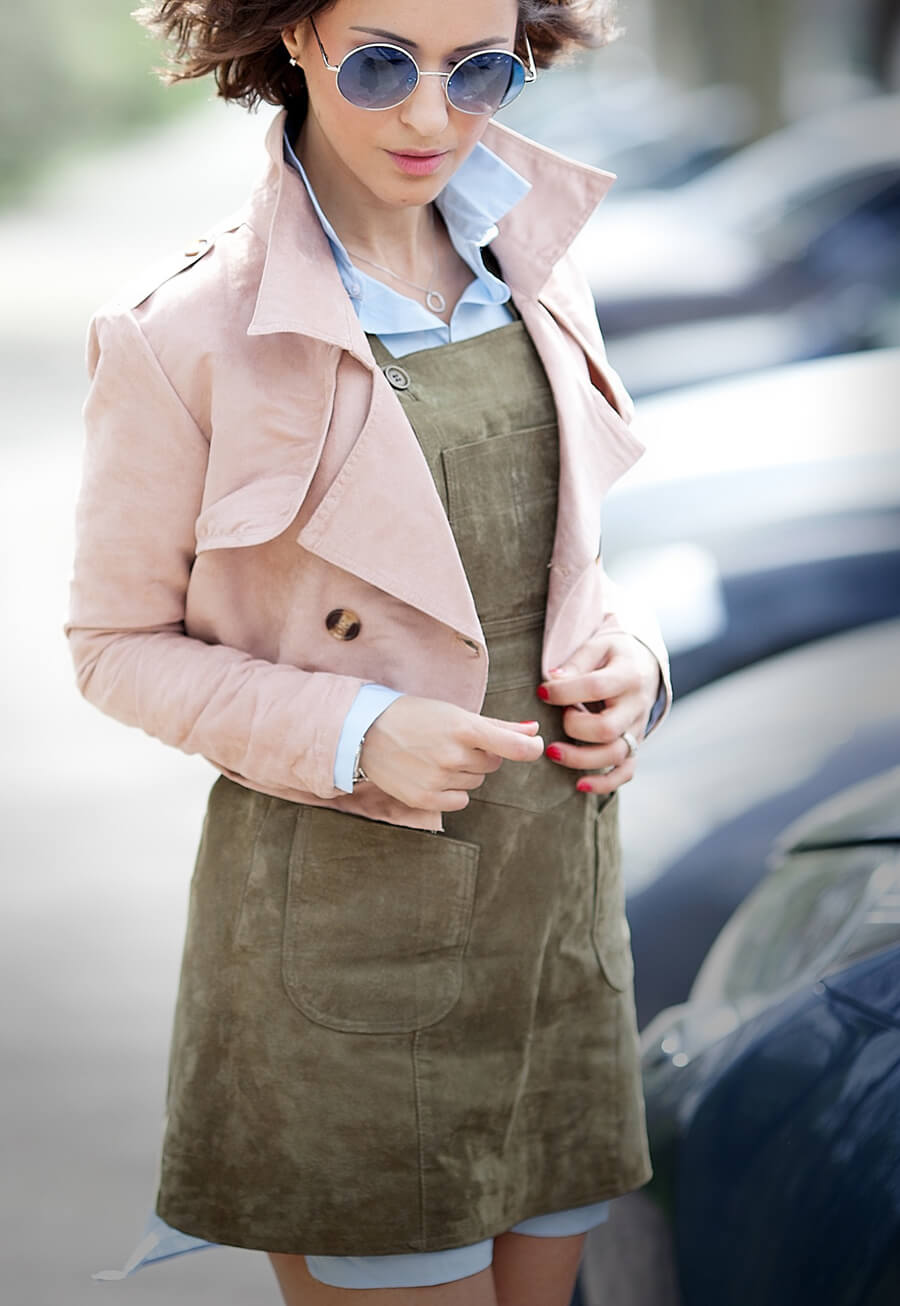 choies-cropped-trench_asos-suede-mini-skirt-with-pinafore-bodice