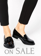 New Look Wide Fit Chunky Loafer