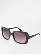 Monki Tinted Square Sunglasses