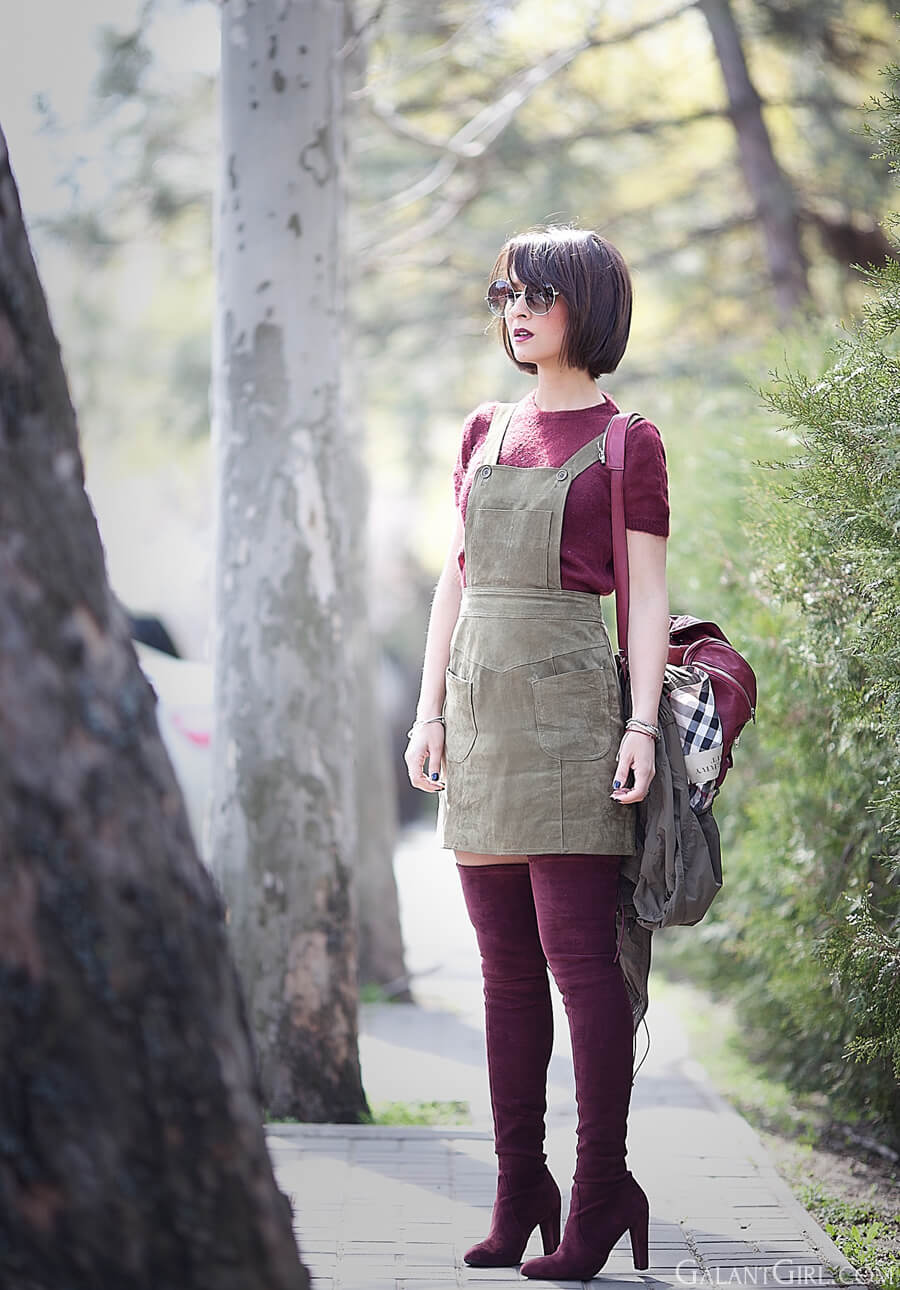 marsala-colors-outfit-for-spring