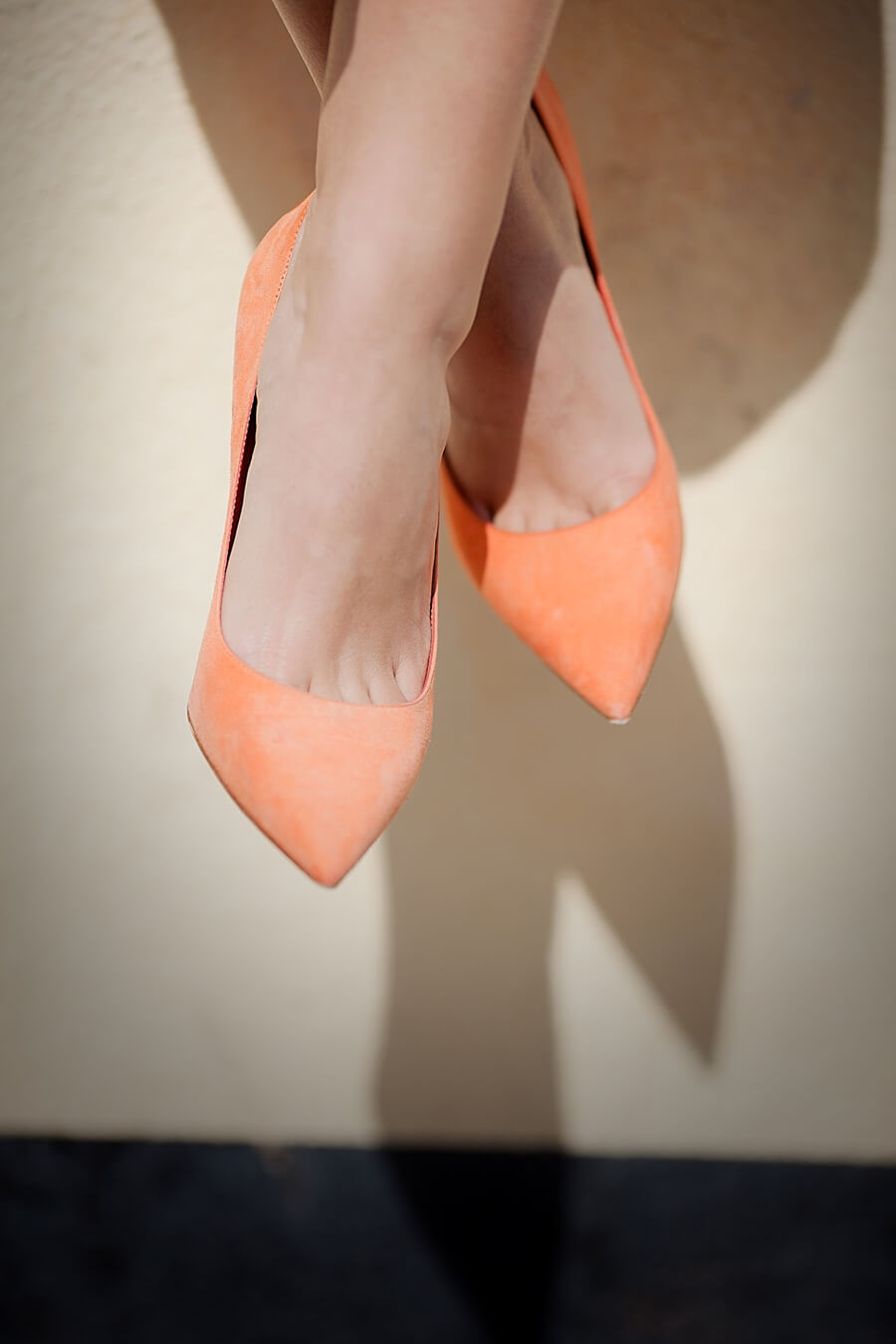 orange-suede-pumps-by-christian-dior