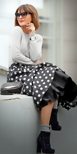 polka-dot-skirt