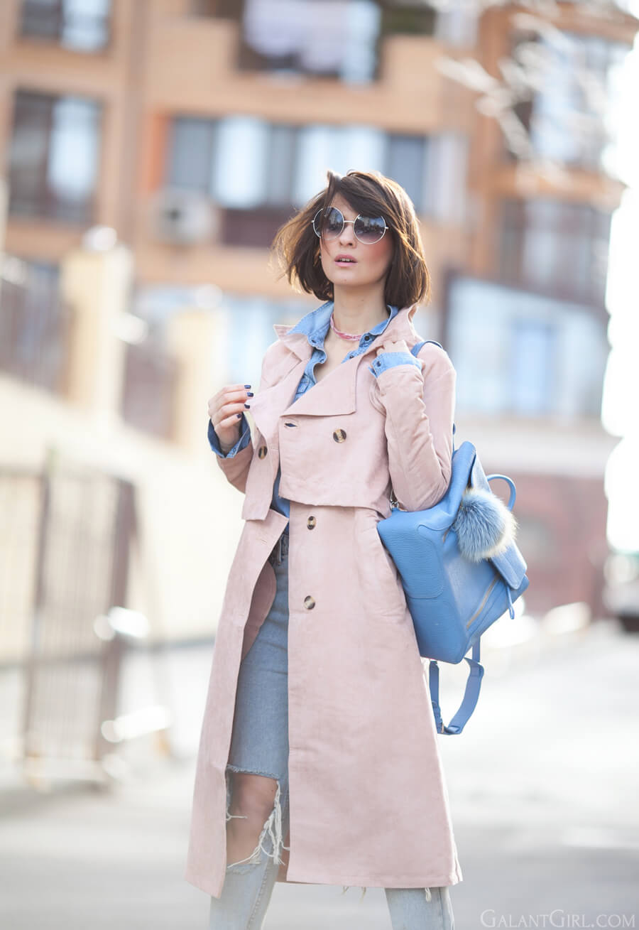 rose+quartz+trench-outfit-for-spring2016