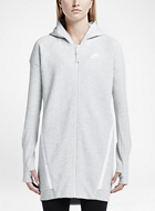 NIKE TECH FLEECE MESH COCOON