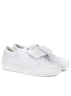 ACNE STUDIOS LEATHER ADRIANA SNEAKERS