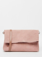 Jack Wills Suede Cross Body Bag