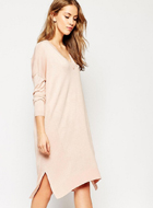 ASOS Jumper Dress in Fine Knit