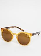 Quay Australia Round Sunglasses