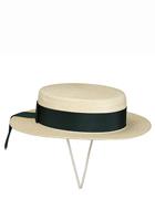 School Girls' Boater Hat