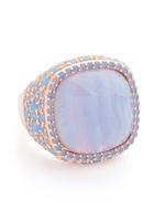 Bronzallure Shiny Grad Ring
