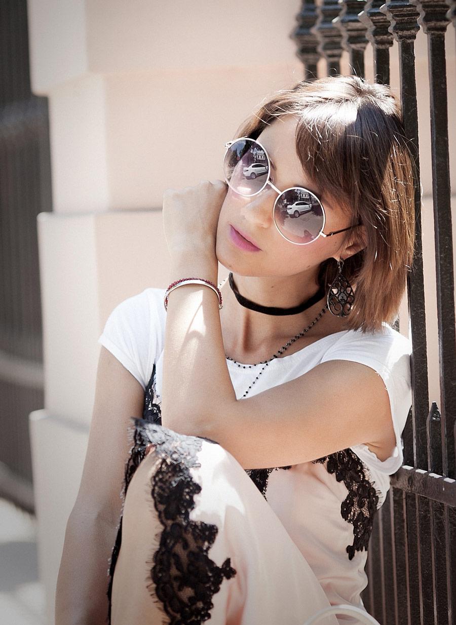 большие круглые очки chloe, фешн блоггер, лучший фешн блог,