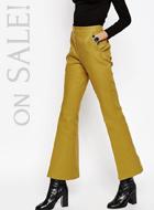 ASOS Premium Bell Trousers