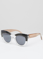 ASOS Cat Eye Sunglasses