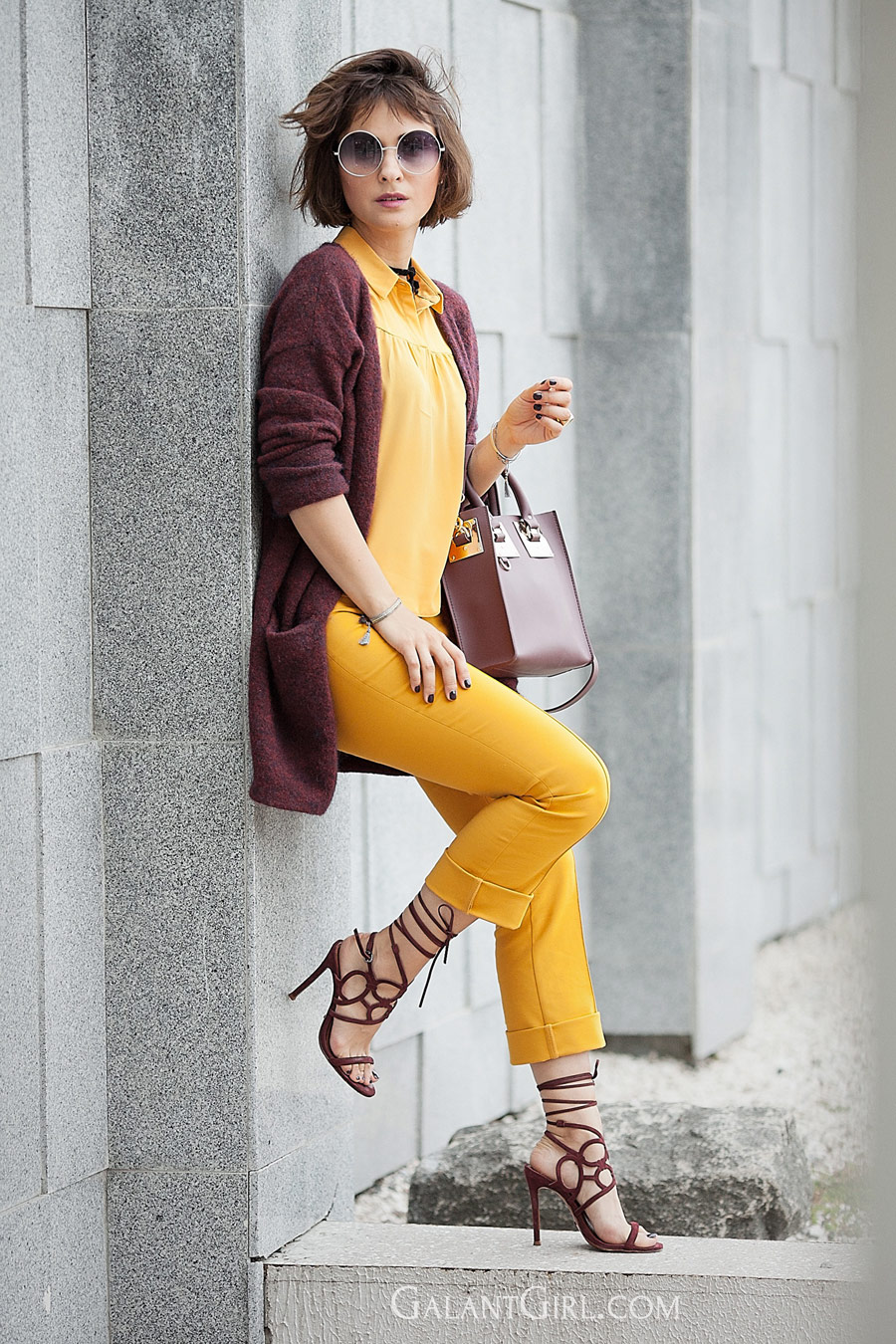 mustard-colors-for-street-style-summer-outfits