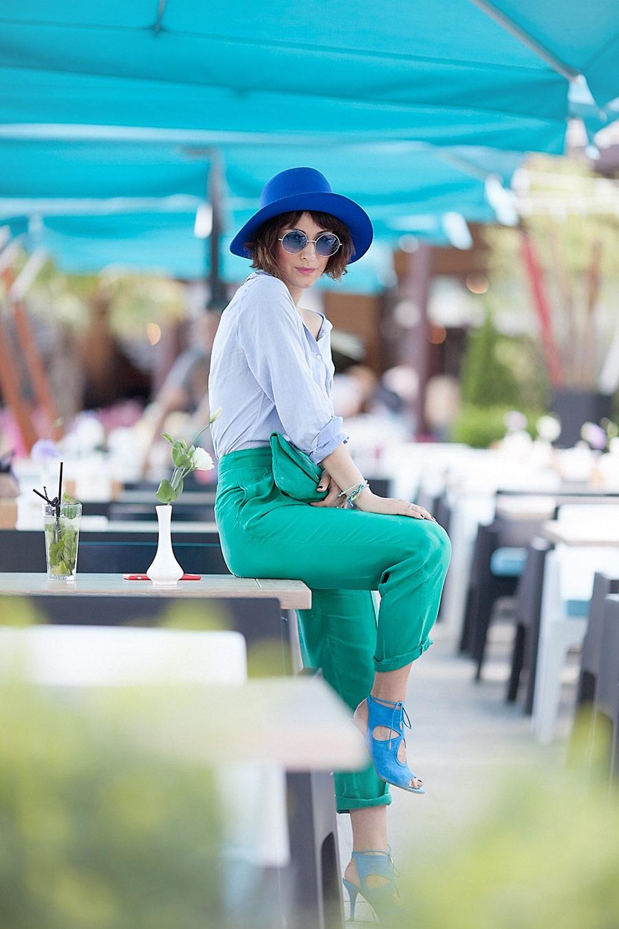 летний лук на каждый день от лучшего фешн блоггера Рунета - Елены Галант