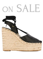 ASH  'Tracy' wedge espadrilles