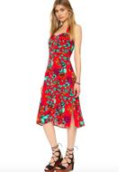 MINKPINK Tropical Dream Midi Dress