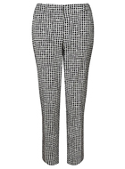 Weekend MaxMara Check Trousers