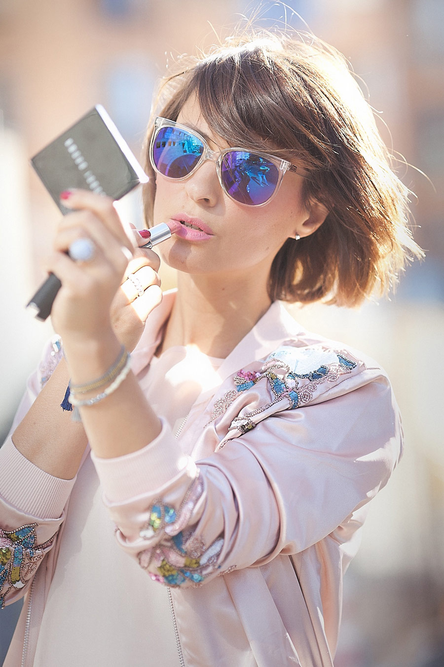 фешн блоггер Елена Галант