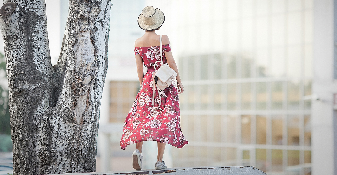 floral-print-maxi-dress-for-summer