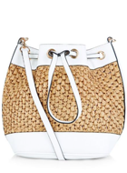 NEW LOOK Straw bag