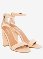 Nasty Gal Heeled Sandals