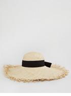 Raw Straw hat