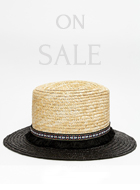 Catarzi Straw Hat