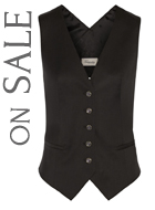TEMPERLEY LONDON Wool Vest