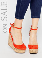 ASOS Wedge sandals