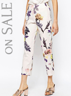 Asos Floral Trousers