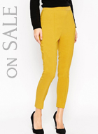 Asos Cropped Trousers