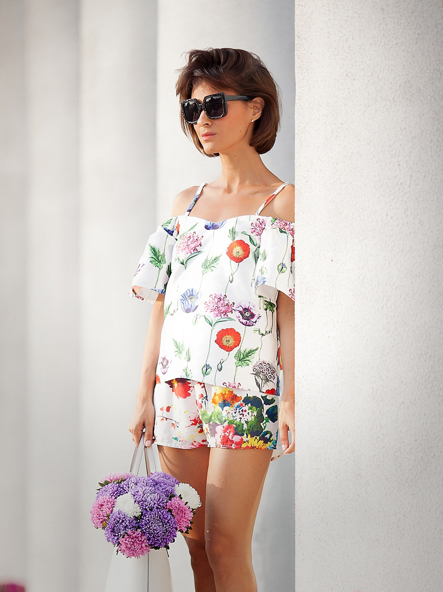 flower prints, summer outfit ideas,