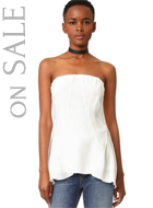 Misha Collection Silk Top