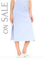 Cedric Charlier Knit Skirt