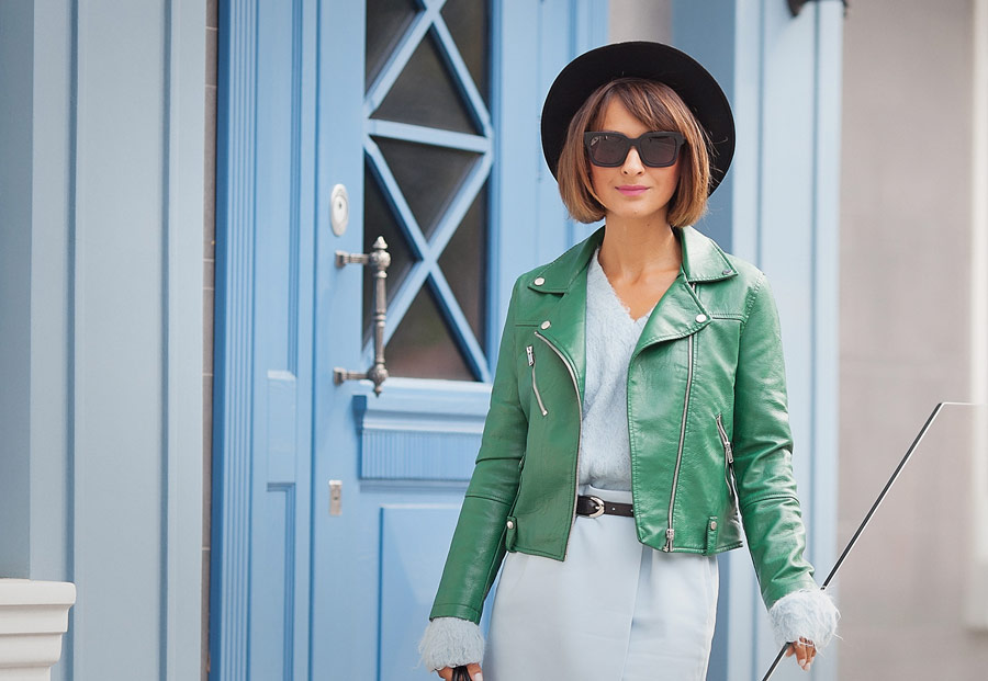 green-biker-jacket-by-mango_fall-outfit-ideas
